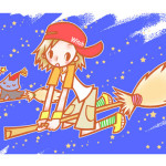 ボーイッシュ魔法少女
